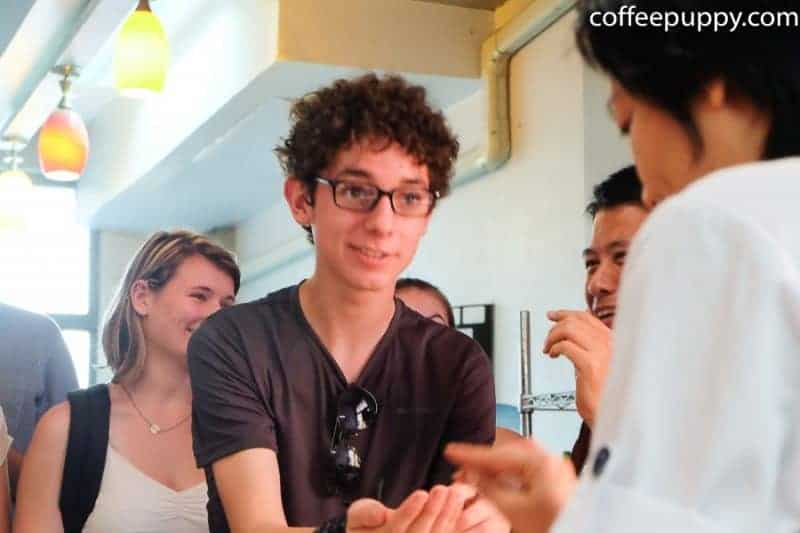Coffee-Puppy-French-Students-Workshop-8