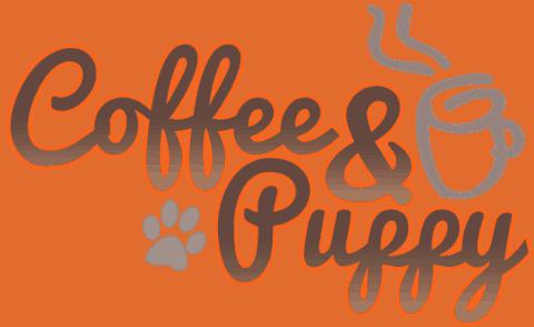 Coffee & Puppy