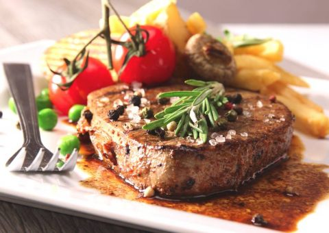 Beef Striploin Steak