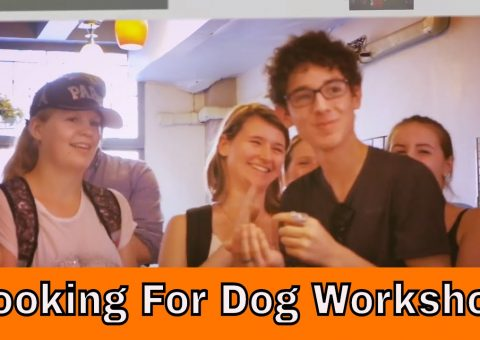 Cooking For Dogs Workshop: For French Students