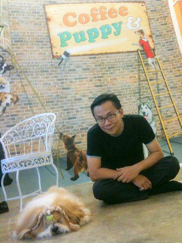 """จุดเริ่มต้นของ """"Coffee & Puppy"""" """"The Beginning 2012"""" 1"""