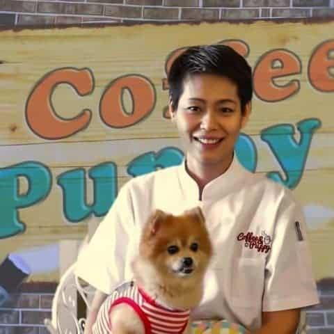 เชฟอาหารสุนัข Dog Chef Nantana Sukitjai