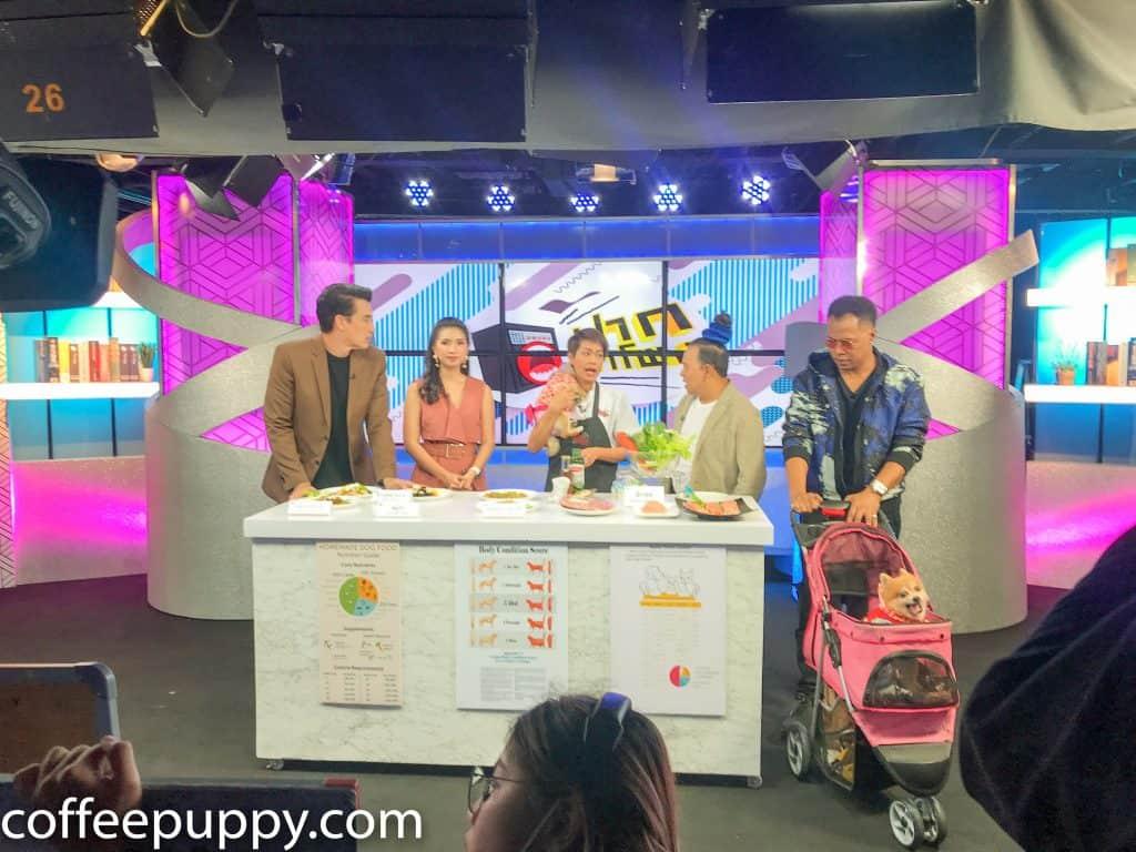 Coffee & Puppy On TV: รายการ ปากลำโพง Amarin TV HD 34 5